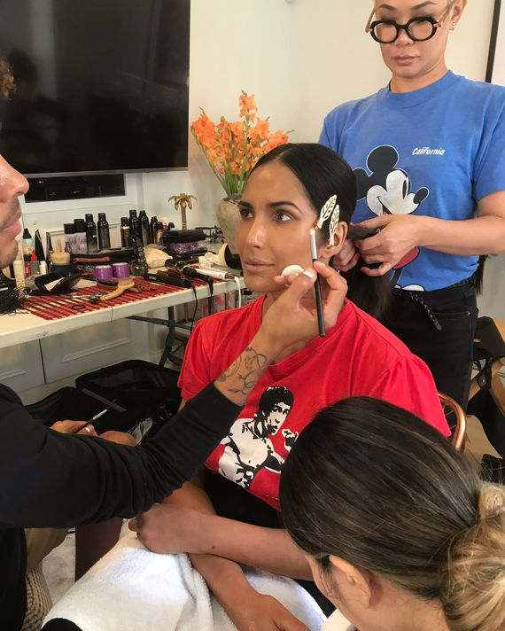 IMG 0194.w570.h712 - The Cut: How Padma Lakshmi Got Ready, and Un-Ready, for the Emmys