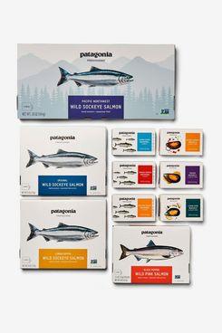 Patagonia Provisions Seafood Sampler Box