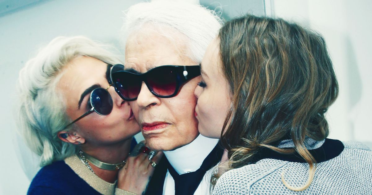 The Man Who Was in an 18-Year Relationship With Karl Lagerfeld