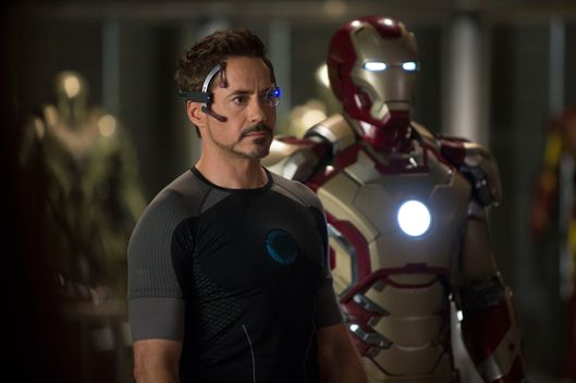 """Marvel's Iron Man 3""  Tony Stark/Iron Man (Robert Downey Jr.)  Ph: Zade Rosenthal  ? 2012 MVLFFLLC.  TM & ? 2012 Marvel.  All Rights Reserved."