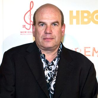 Creator and Executive Producer David Simon attends HBO's series