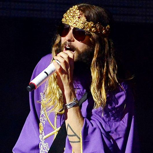 Thirty Seconds To Mars Perform At Cruzan Amphitheatre