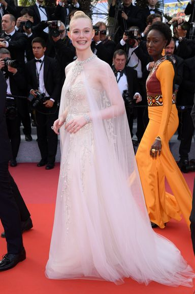 The Cannes Red Carpet Is Having a Very Good Year