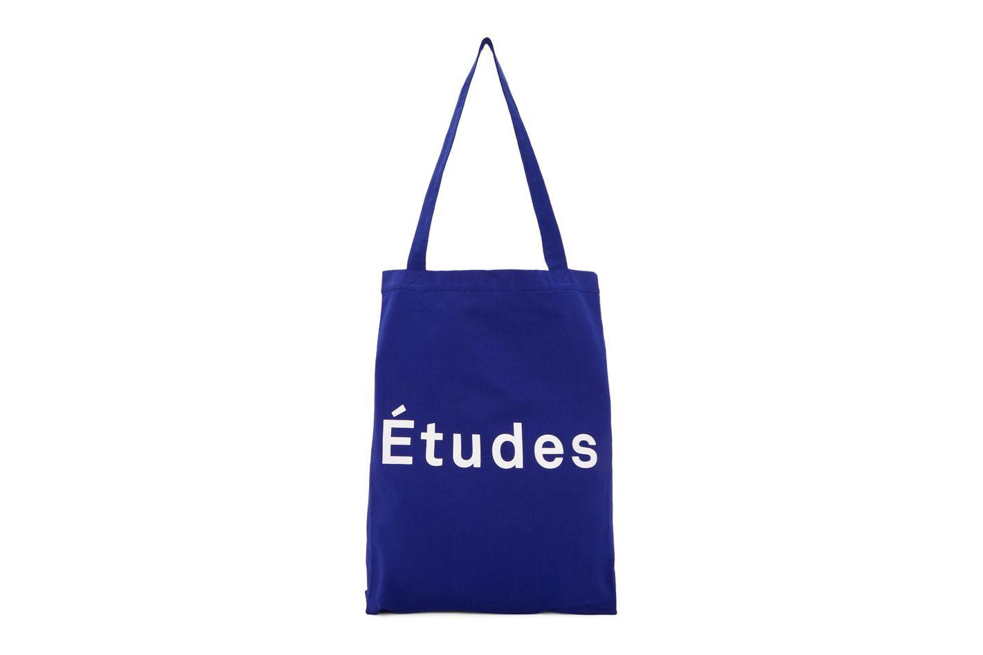 Etudes Blue October Tote