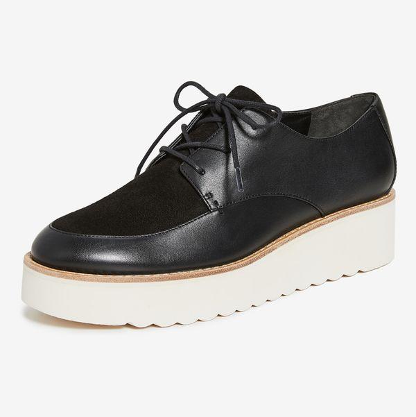 Vince Zina Lace Up Shoes