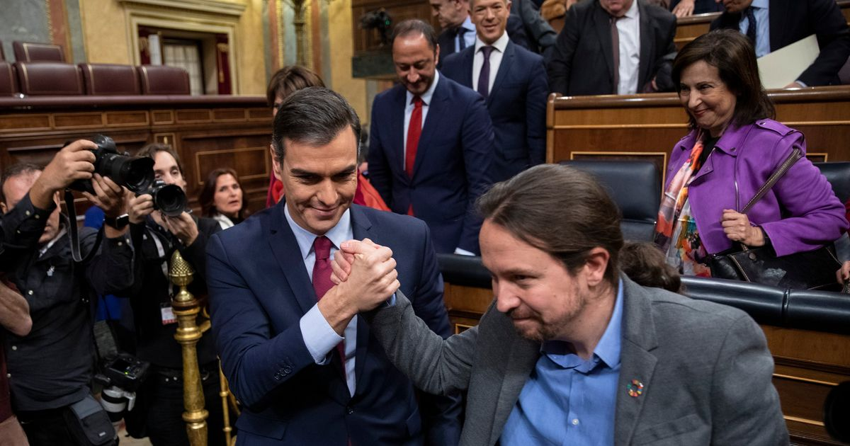 The Left Takes Center Stage in Spain