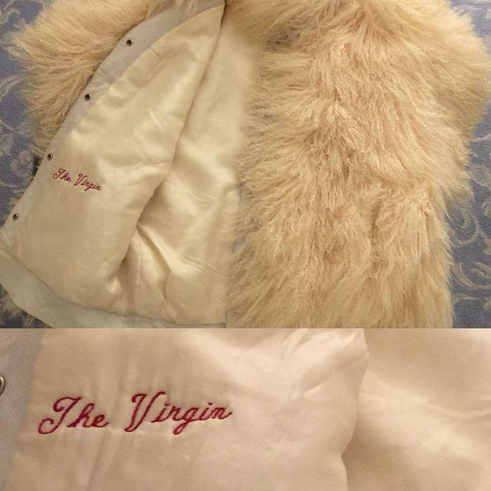 The Coat of The Virgin.