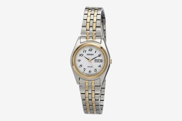 Seiko Women's Stainless Steel Two-Tone Watch