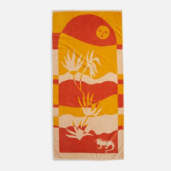 Brooklinen Beach Towel in 'Daybreak'