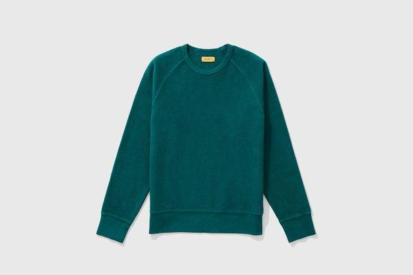 Saturdays NYC Simon Reverse Fleece Sweatshirt