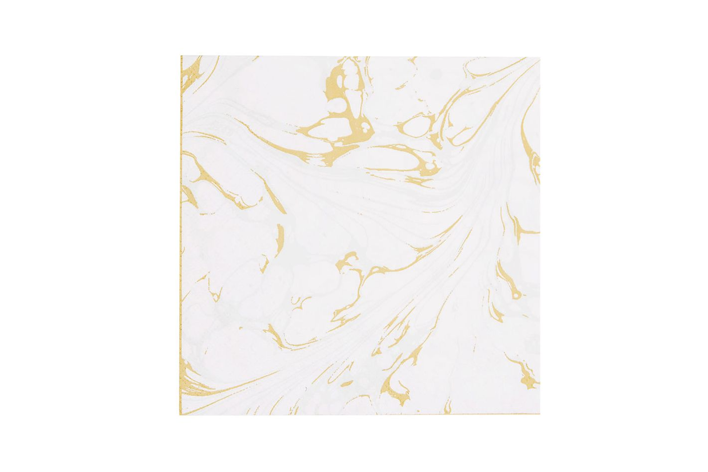Marble Print Paper Napkins