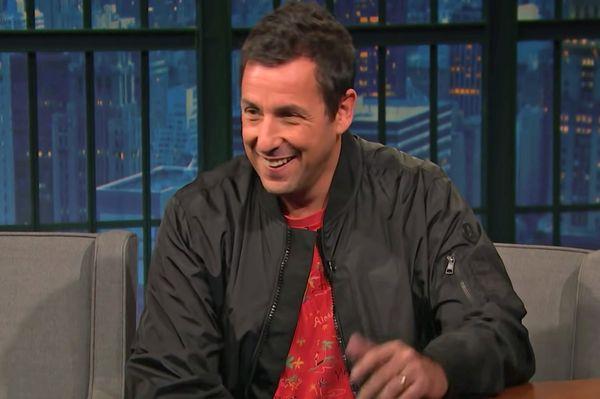 Adam Sandler's Old SNL Office Now Belongs to the 'Weekend Update' Guys