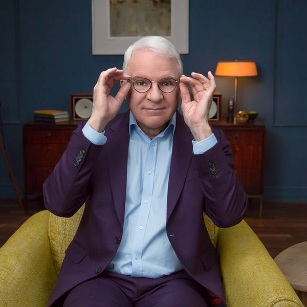 Steve Martin Teaches Comedy