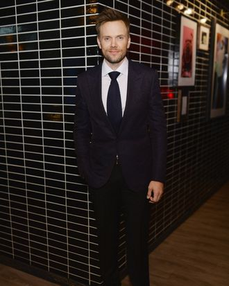 Joel McHale attends the