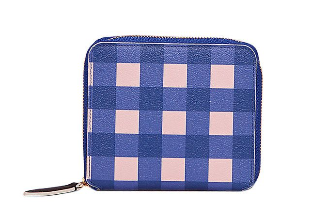 Diane von Furstenberg Small Zip-Around Wallet