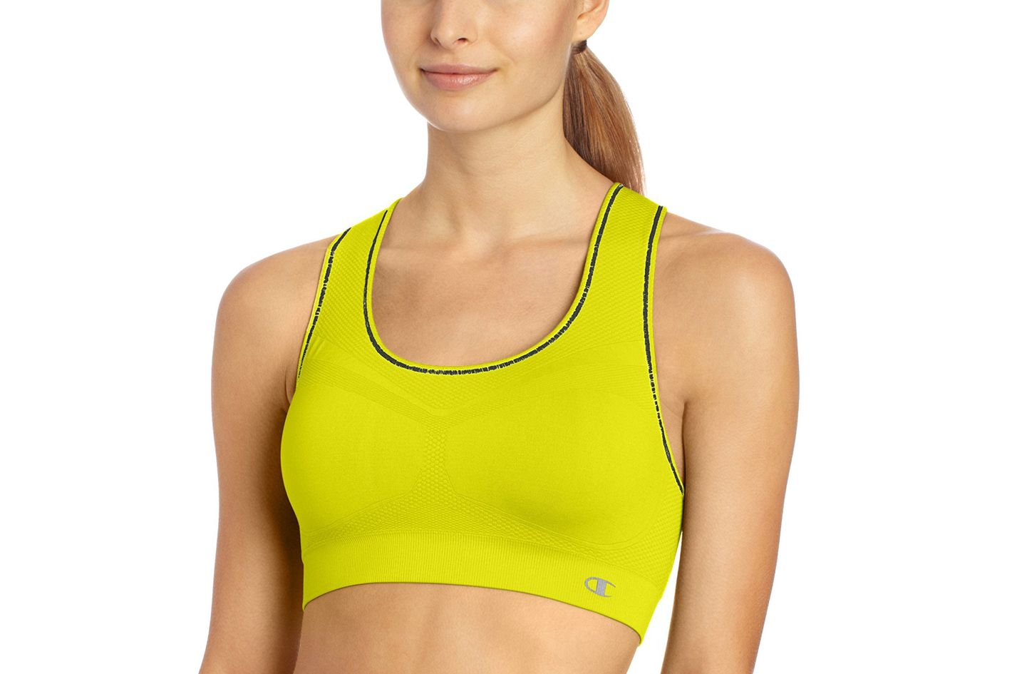 db9ca935cd6e1 Champion Women s Freedom Seamless Racerback Sport Bra