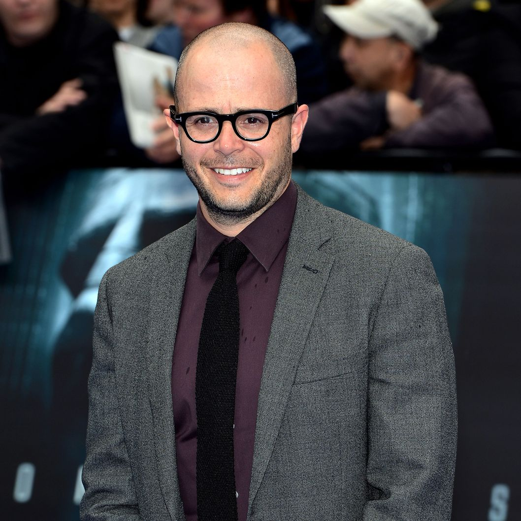 "Writer Damon Lindelof attends the world premiere of ""Prometheus"" at the Empire Leicester Square on May 31, 2012 in London, England."