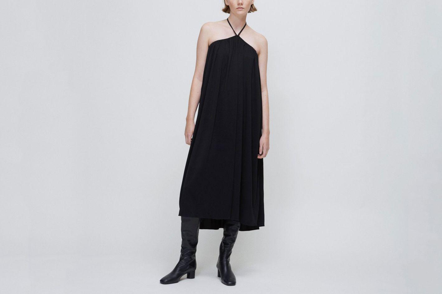 Viden Stel Halter Dress