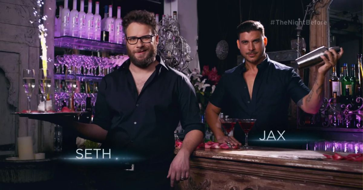 Seth Rogen and Ilana Glazer Remake the Vanderpump Rules Intro With The Night Before Cast