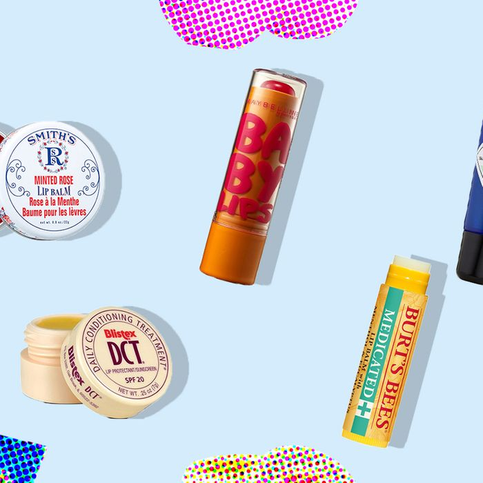the 12 best lip balms for chapped and dry lips 2018