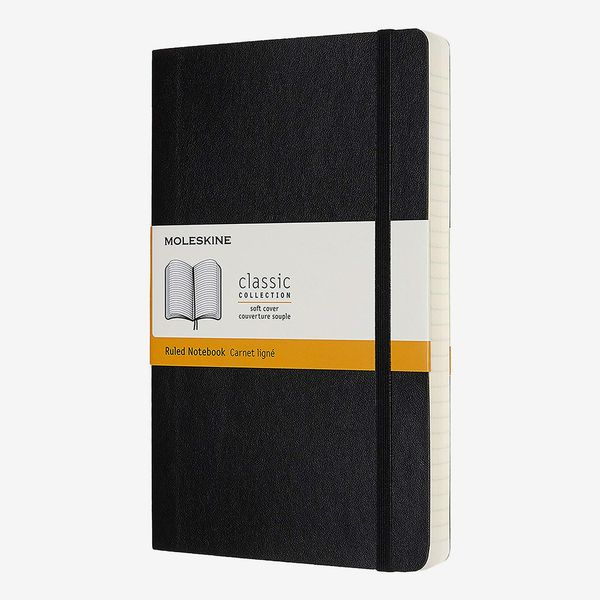 Moleskine - Classic Expanded Ruled Paper Notebook