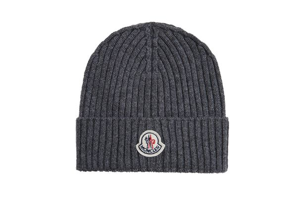 Moncler Berretto in Grey