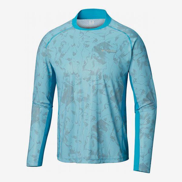 Columbia Solar Ice Long Sleeve Shirt
