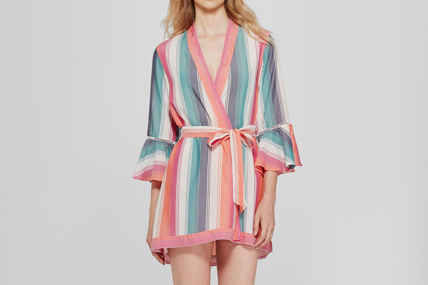 Gilligan & O'Malley Tencel Robe