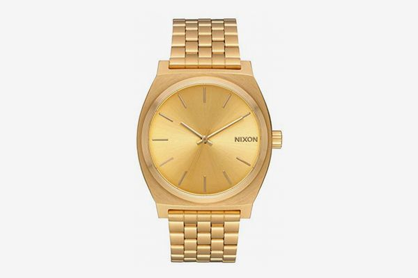 Nixon Time Teller Stainless-Steel Watch