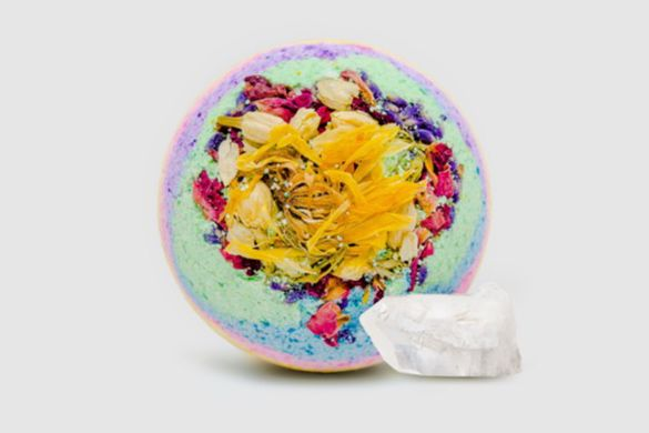 Life Flower Flowerchild Bath Bomb