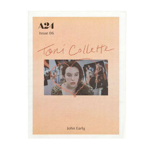 Toni Collette Zine by John Early
