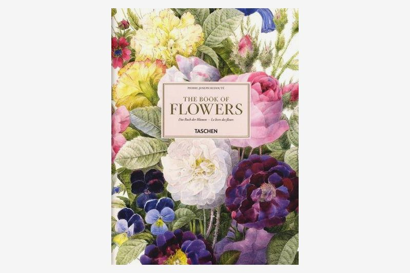 Redoute: The Book of Flowers XL
