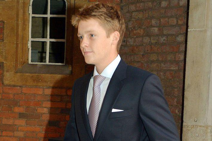 Meet Hugh Grosvenor, godfather to Prince George.