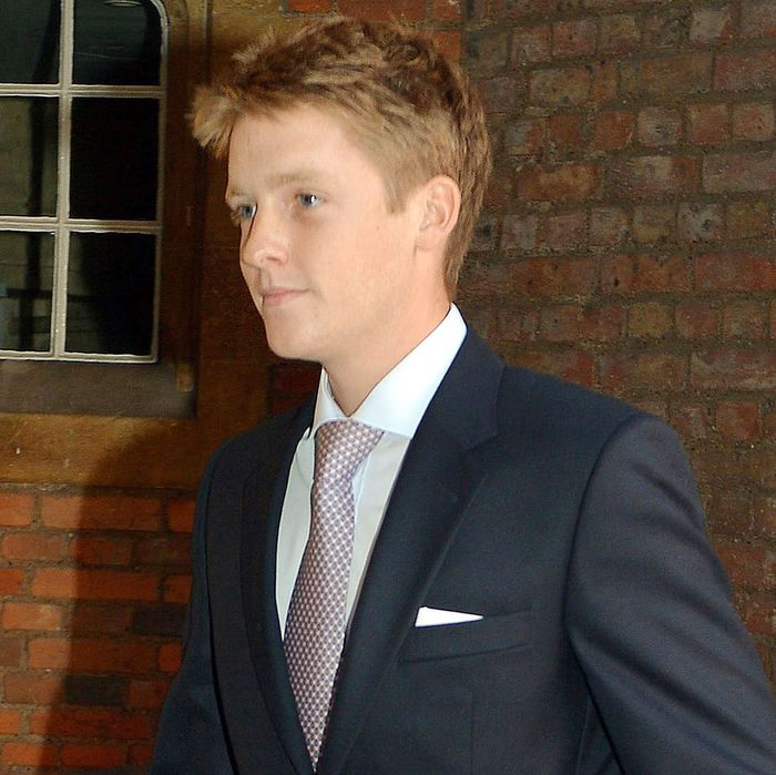 Meet Hugh Grosvenor, godfather to Prince George.