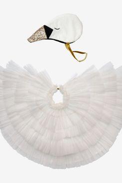 Meri Meri Swan Cape Dress Up