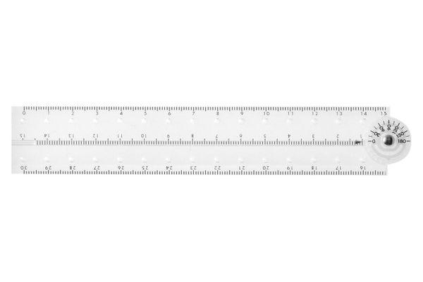 Muji Acrylic Multi Ruler