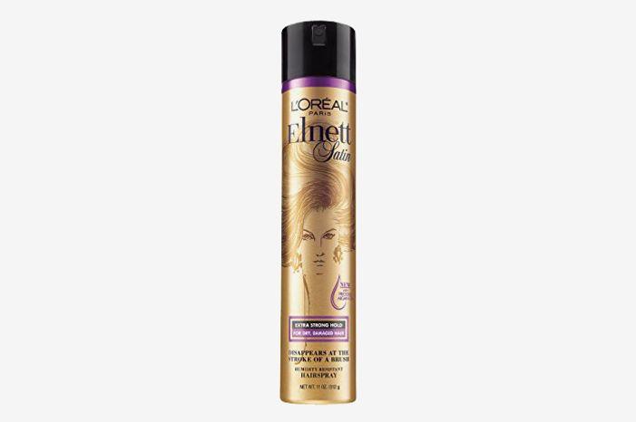 L'Oréal Elnett Precious Oil Satin Hairspray
