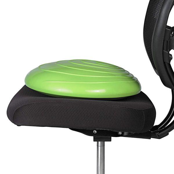 Gaiam Balance Disc Wobble Cushion Stability Core Trainer