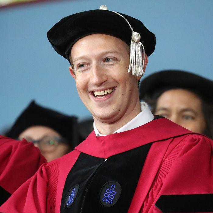 The Maturation Of Mark Zuckerberg New York Magazine: Mark Zuckerberg Takes A Victory Lap