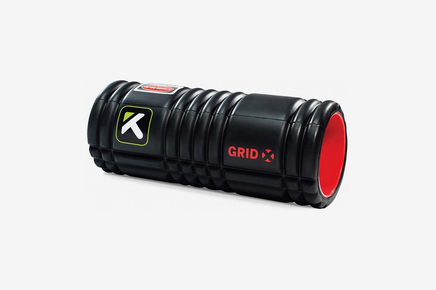 TriggerPoint GRID X Foam Roller, Extra Firm