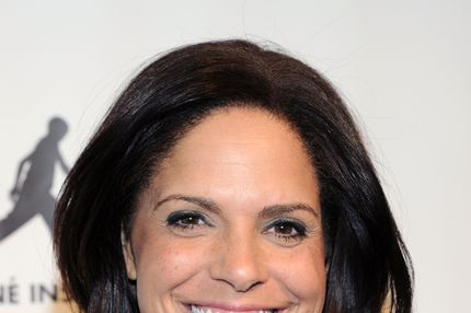 "News anchor Soledad O'Brien attends the FIAF and Cine Institute of Haiti screening of ""Haiti Optimiste"" at Florence Gould Hall on January 24, 2013 in New York City. NEW YORK, NY - JANUARY 24:  News anchor Soledad O'Brien attends the FIAF and Cine Institute of Haiti screening of ""Haiti Optimiste"" at Florence Gould Hall on January 24, 2013 in New York City.  (Photo by Ilya S. Savenok/Getty Images)"