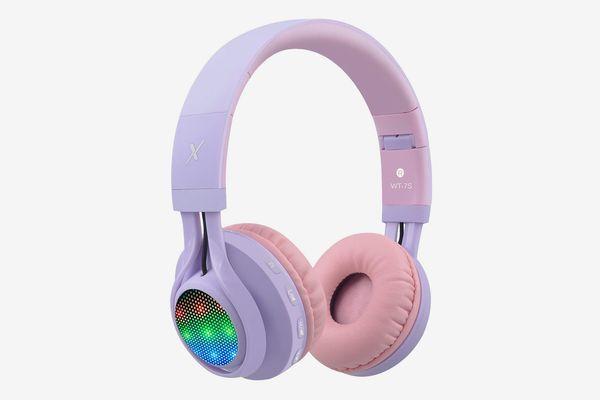 Riwbox WT-7S Light- Up Bluetooth Headphones
