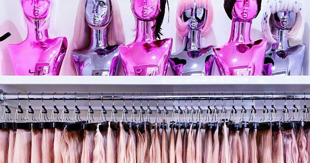 A Brief and Terrifying Tour of Kardashian Closets