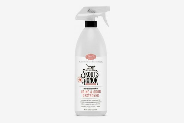 Skout's Honor Professional Strength Urine & Odor Destroyer (For Cats)