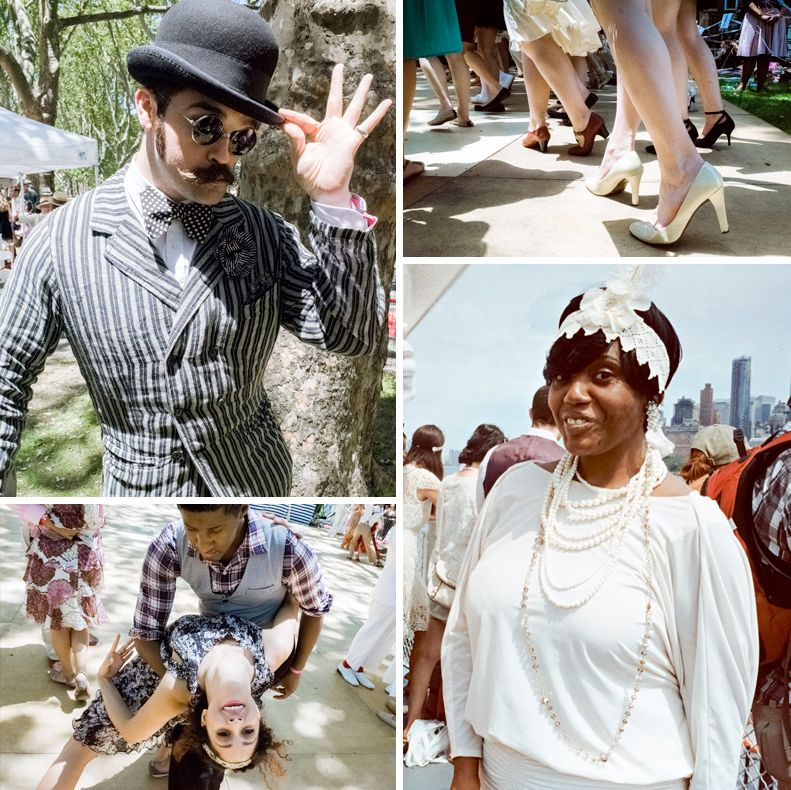 Street Style  Welcome to the Roaring 20s 6ddee2e5358