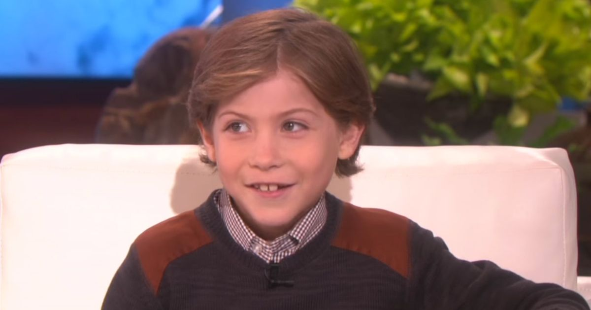 jacob tremblay cut the line to meet leonardo dicaprio