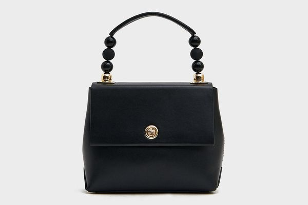 Imago-A Nº47 Carre Top Handle Mini Bag