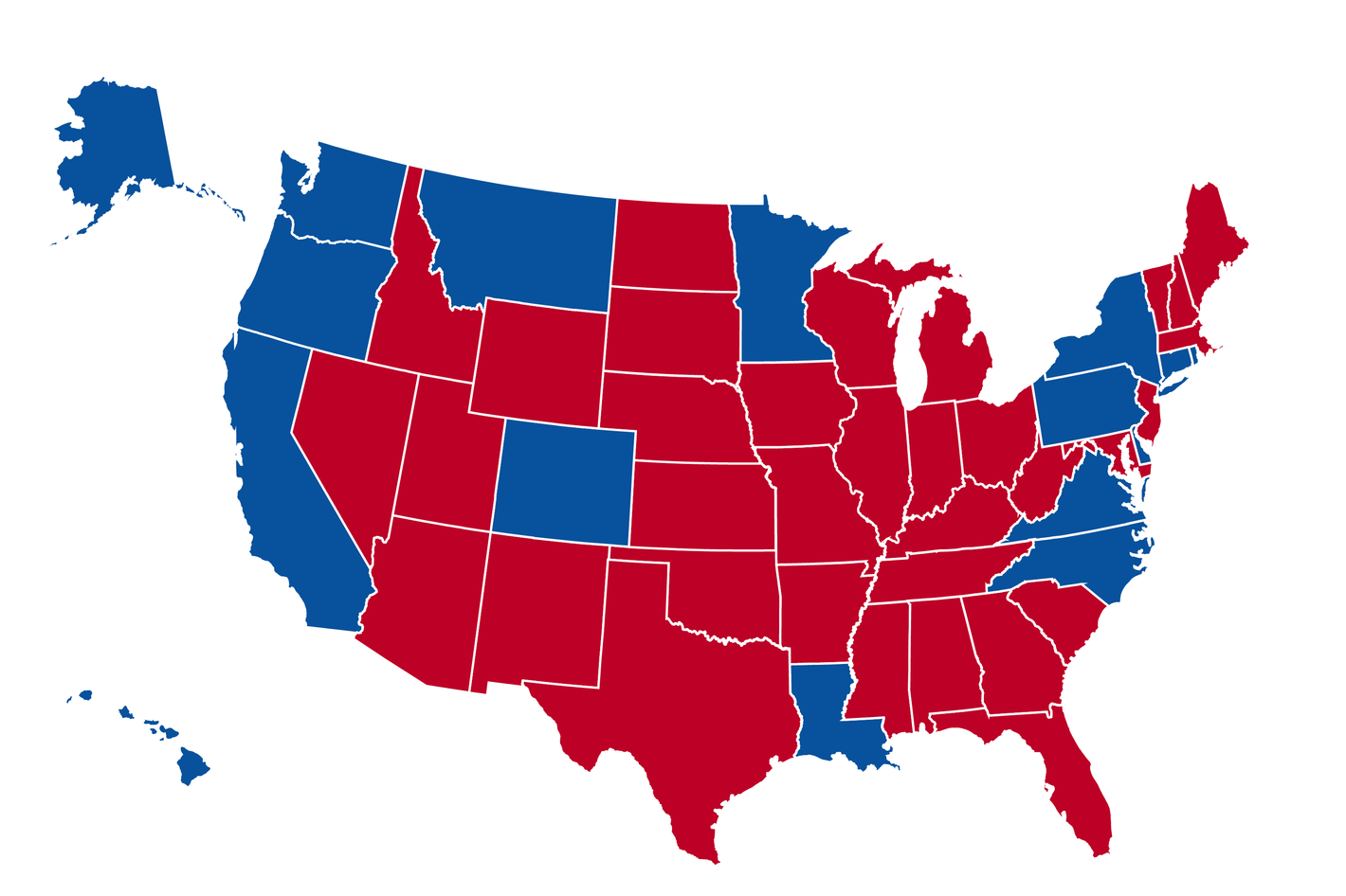 2018 Midterms The Most Competitive House Races