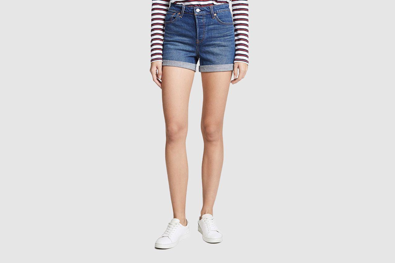 Levi's Women's Wedgie Shorts