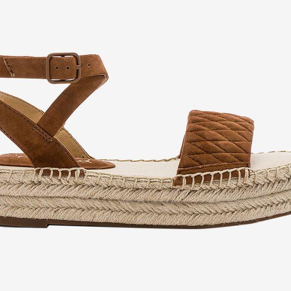 Splemdod Seward sandal, in chestnut
